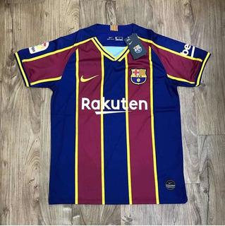 Camisa De Time Barcelona 2020