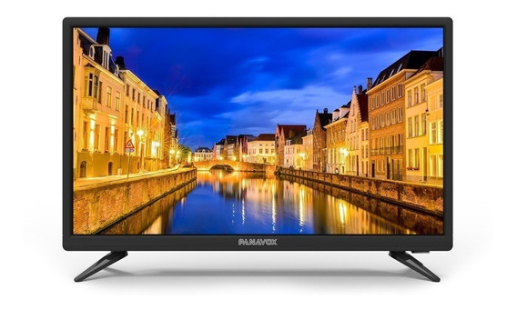 Tv Televisor Led Panavox 24 Pulgadas Hd