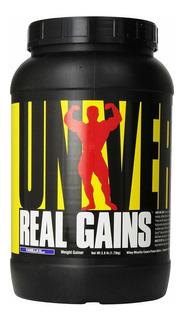 Universal Nutrition Real Gains (3,8 Lbs) - Sorvete Baunilha