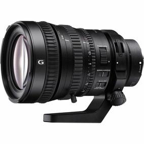 Lente Sony Fe 4 / Pz 28-135mm G Oss Cinema