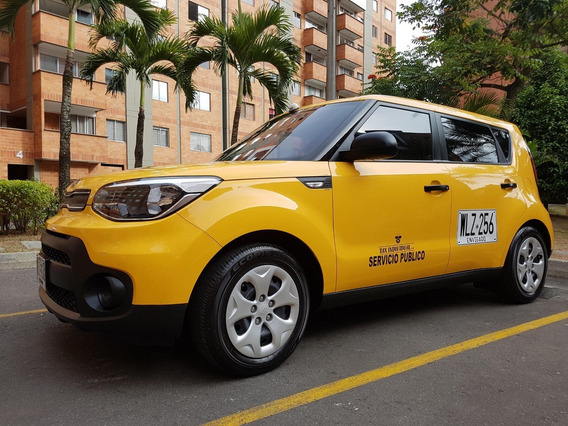 Taxi Kia Soul