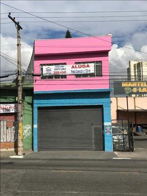 Prédio Comercial Para Locação, Vila Galvão, Guarulhos. - Pr0008