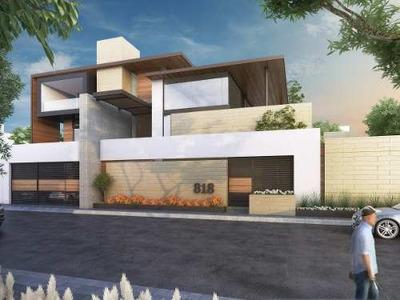 Id:99280, Hermosa Residencia Con Alberca En Proyecto De Construcción En Sierra Alta, Privada Rincón De Las Montañas, Vistas Espectaculares, En Privacidad De Calle Cerrada.Diseñado Por Azcúnaga Arqui