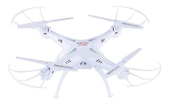 Drone Syma X5SW con câmera HD White