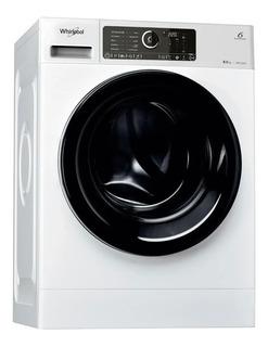 Lavarropas Automático Whirlpool 8,5kg Wlcf85b Digiya