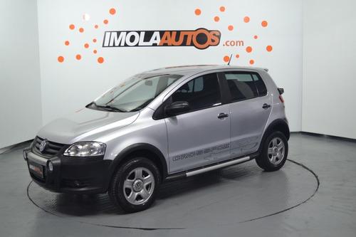 Imagen 1 de 12 de Volkswagen Fox Cross 1.6 Comforline Mt 2008-imolaautos