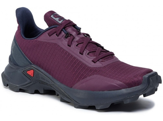 Zapatillas Salomon Mujer Alphacross W Trail Running Montaña