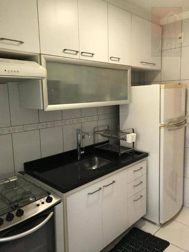 Imagem 1 de 26 de Vila Borges   -   Km 16 Raposo  -   Vendo  Apartamento  De  Dois Dormitórios - Ap0986