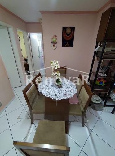 Apartamento Para Venda, 3 Dormitórios, Parque Villa Flores - Sumaré - 723
