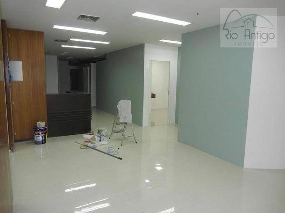 Sala Comercial - Rua Voluntários Da Pátria - Locação - Botafogo - Sa0663