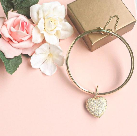 Bracelete Com Coração
