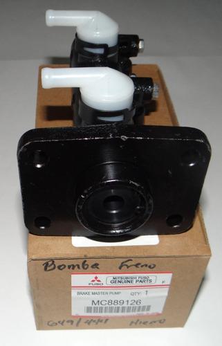 Bomba De Freno (hierro) Mitsubishi Canter 649 Sin Turbo