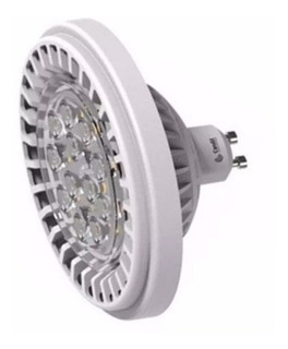 Pack X 10 Lamparas Ar111 Led Candil 12w = 100w 830 Lm