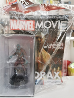 Marvel Movie Collection Fasiculo 17 Drax