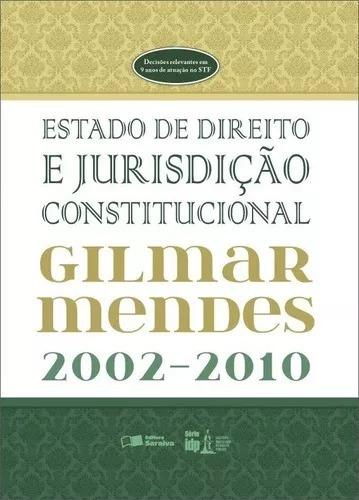 Estado De Direito E Jurisdição Constitucional