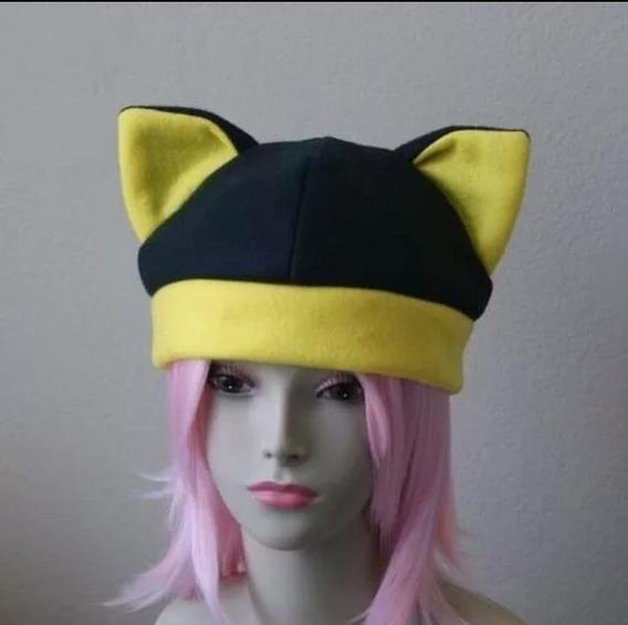 Gorro Otaku Gato Neko Varios Colores (tienda Online) Te055