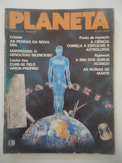 Planeta #210 Ciência E Astrologia