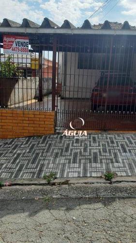 Imagem 1 de 2 de Terreno À Venda, 274 M² Por R$ 424.000 - Parque Oratório - Santo André/sp - Te0292