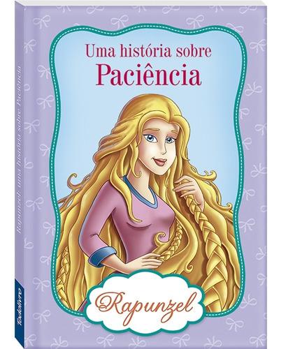 Livro Mini Uma História Sobre Paciência Rapunzel