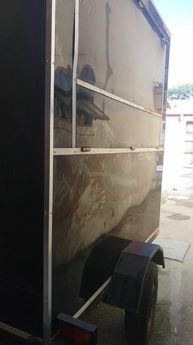 Alugo Food Truck Trailer