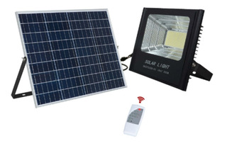 Lámpara Solar Reflector 200w Led
