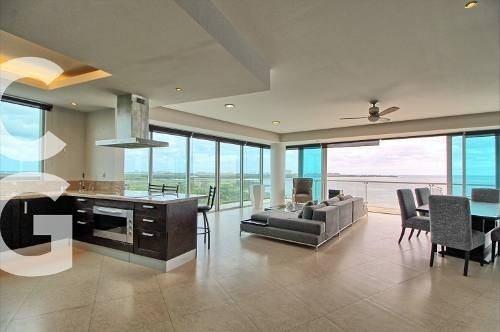 Departamento En Venta En Cancun En Residencial Peninsula Fre