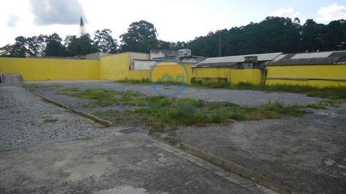 Galpão Para Locação Em Taboão Da Serra, Vila Iasi, 8 Banheiros, 10 Vagas - Gl051_2-504977