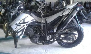 Moto Para Retirada De Peças / Sucata Yamaha Xt660 Ano 2013