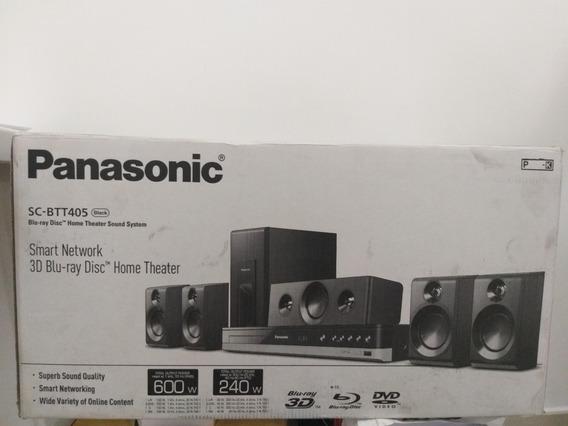 Home Theater Panasonic Smart Network 3d Blu-ray