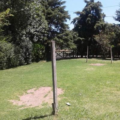 Terreno En Venta En Zona De Casa Quinta