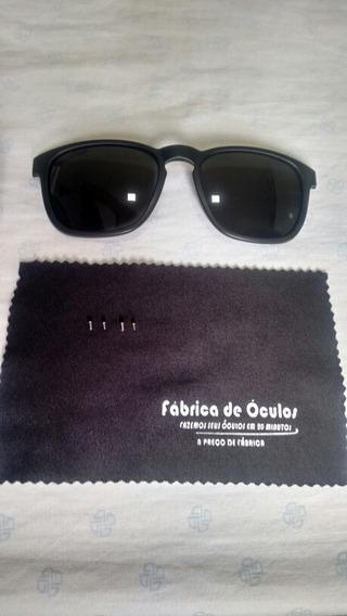 Óculos Hb Dingo Polarizado Usado Sem As Pernas