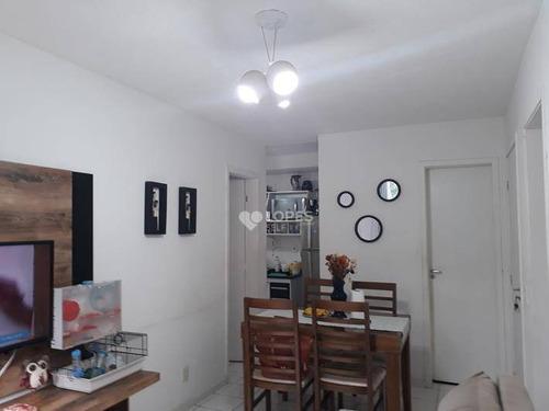 Apartamento Com 3 Quartos, 48 M² Por R$ 190.000 - Maria Paula - São Gonçalo/rj - Ap43928