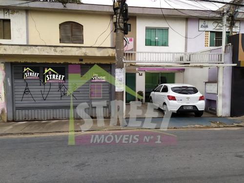 Imagem 1 de 27 de Sobrado Residencial Ou Comercial Na Av. Alameda Yayá - Ca00028 - 34411916
