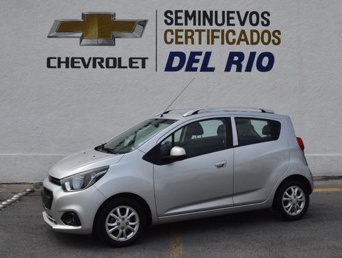 Imagen 1 de 15 de Chevrolet Beat Hb Ltz 2019 Plata