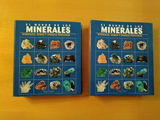 Colección De Piedras Preciosas Y Fósiles Mas De 300 Unidades