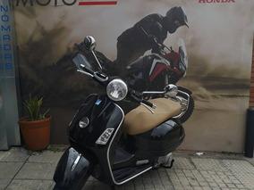 Vespa Gts 300ie Negra 2014