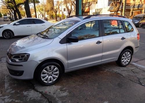 Imagen 1 de 10 de Volkswagen Suran Confortline 2013 Unico Dueño Nueva!!!