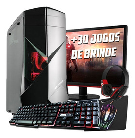 Pc Gamer Intel/ Core I5/ 8gb/ 1tb/ Geforce Gt1030