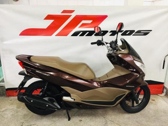 Honda Pcx 150 Dlx 2018 Marrom