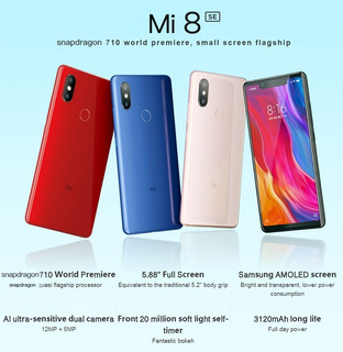 Xiaomi Mi 8 Se 64gb 4gb Ram Dual Sim 4g