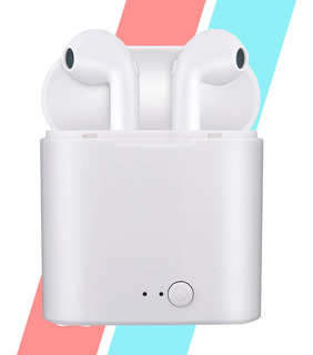 Fone De Ouvido Bluetooth I7s Tws V5.0 Airpod iPhone Android