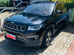 Jeep Compass 2.0 Lonegitude Aut. Flex 2017/2017