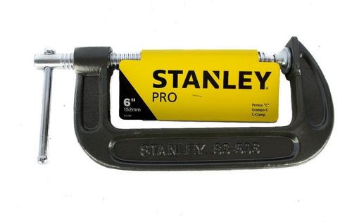 Prensa En C- 6 Pulgadas / 83-506 Stanley