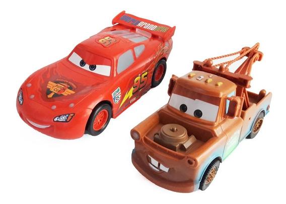 Carro Bate Volta Mcqueen Brinquedos E Hobbies No Mercado Livre