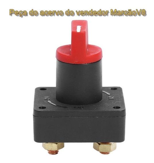 Terminal Bateria Corta Corrente Carro, Caminhão, Barco