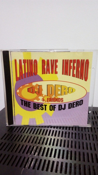 Cd Dj Dero - The Best Of Dj Dero