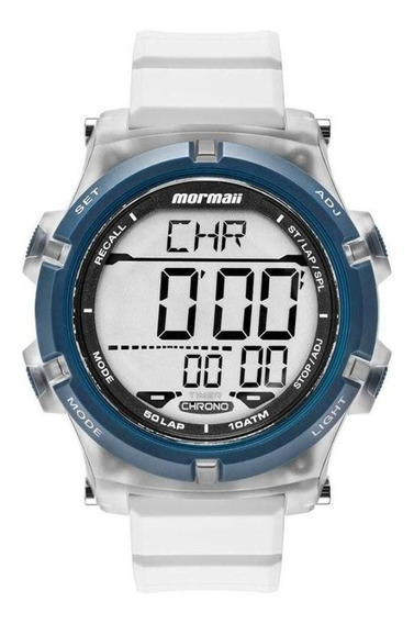 Relógio Mormaii Acqua Pro Mo1192aa/8b Promoção