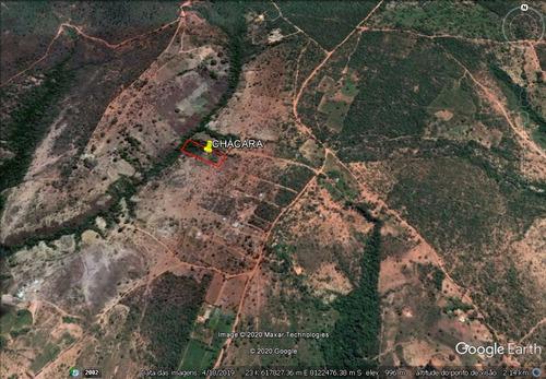Chácara 4500m² A 29 Km Do Anel Rodoviário De Montes Claros