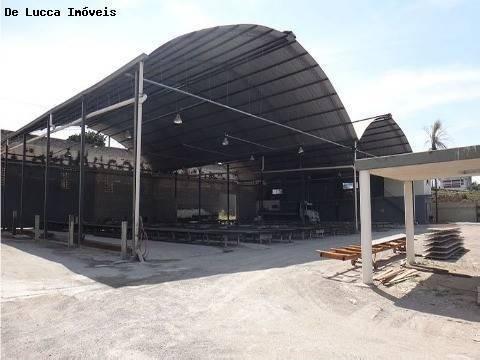 Imagem 1 de 14 de Galpão À Venda Em Jardim Pacaembu - Ga017584