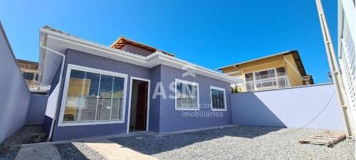Imagem 1 de 14 de Casa Com 3 Dormitórios À Venda, 70 M² Por R$ 310.000,00 - Enseada Das Gaivotas - Rio Das Ostras/rj - Ca0838